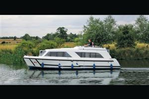 Caprice, SwancraftRiver Thames & Wey